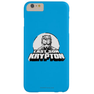 Superman Last Son of Krypton Barely There iPhone 6 Plus Case
