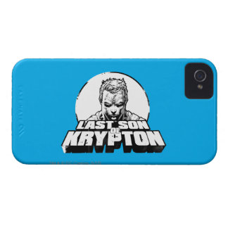 Superman Last Son of Krypton Case-Mate iPhone 4 Case