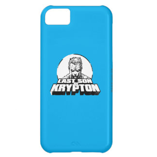 Superman Last Son of Krypton Cover For iPhone 5C