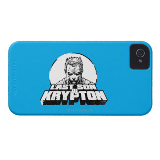 Superman Last Son of Krypton iPhone 4 Case-Mate Case