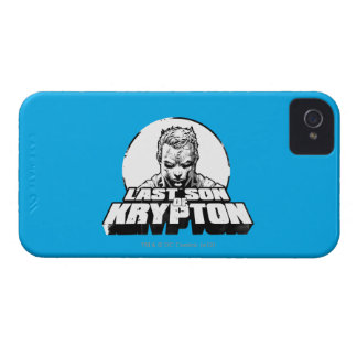 Superman Last Son of Krypton iPhone 4 Cover