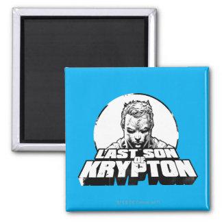 Superman Last Son of Krypton Fridge Magnet