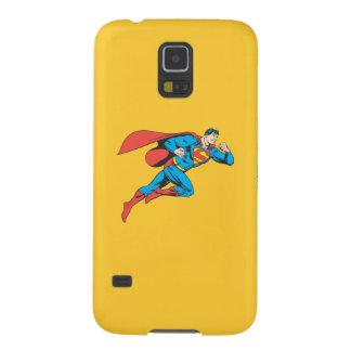 Superman Leaps Right Galaxy S5 Case