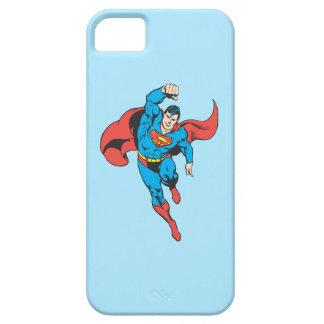 Superman Left Fist Raised iPhone 5 Case