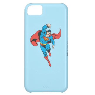 Superman Left Fist Raised Cover For iPhone 5C