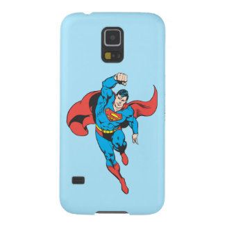 Superman Left Fist Raised Cases For Galaxy S5