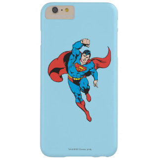Superman Left Fist Raised Barely There iPhone 6 Plus Case
