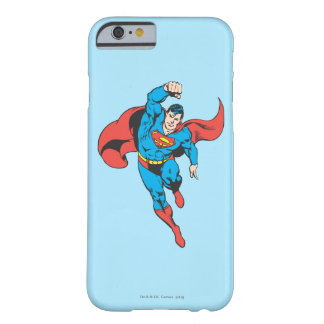 Superman Left Fist Raised Barely There iPhone 6 Case