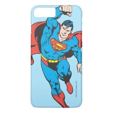 Superman Left Fist Raised iPhone 8 Plus/7 Plus Case