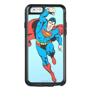 Superman Left Fist Raised OtterBox iPhone 6/6s Case