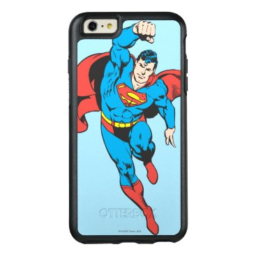 Superman Left Fist Raised OtterBox iPhone 6/6s Plus Case