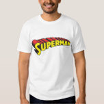 Superman Letters Yellow/Red Tshirts