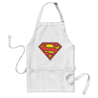 Superman Logo Aprons
