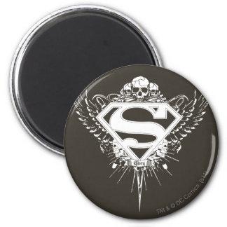 Superman Logo Refrigerator Magnets