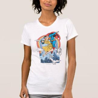 Superman & Lois in Yellow Tank Tops