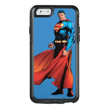 Superman Looks Front OtterBox iPhone 6/6s Case