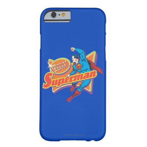 Superman - Man of Steel Barely There iPhone 6 Case