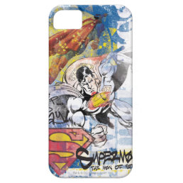 Superman Man of Steel iPhone SE/5/5s Case