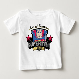 Superman - Man of Tomorrow Baby T-Shirt