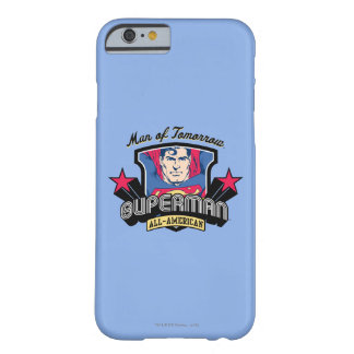 Superman - Man of Tomorrow Barely There iPhone 6 Case