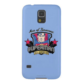 Superman - Man of Tomorrow Case For Galaxy S5