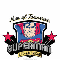 superman, all american, usa flag, patriotic, super hero, dc comics, man of steel, stars and stripes, Photo Sculpture with custom graphic design