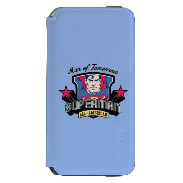 Superman - Man of Tomorrow iPhone 6/6s Wallet Case