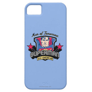Superman - Man of Tomorrow iPhone SE/5/5s Case