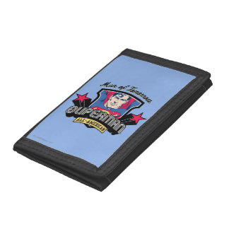 Superman - Man of Tomorrow Trifold Wallets