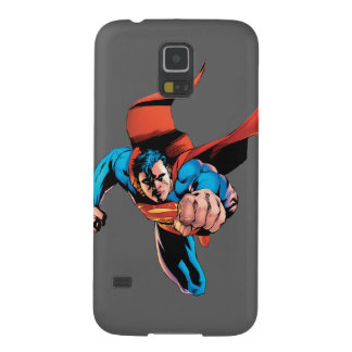 Superman moving forward case for galaxy s5