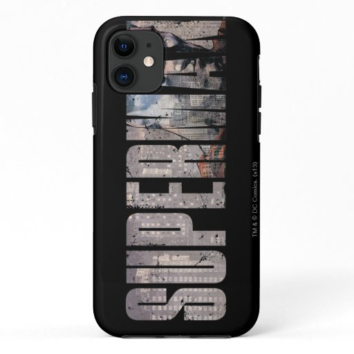 Superman Name iPhone 11 Case