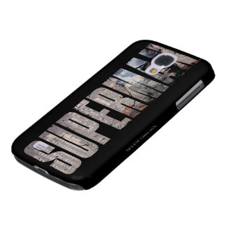 Superman Name Samsung Galaxy S4 Cover