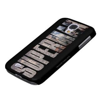 Superman Name Samsung Galaxy S4 Cover