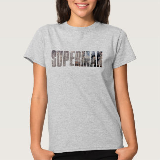Superman Name T Shirt