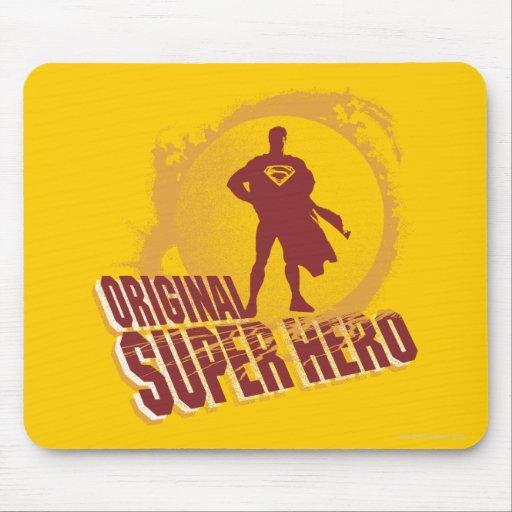 Superman Original Super Hero Mouse Pad