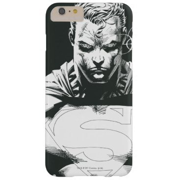 Superman Outline Barely There iPhone 6 Plus Case