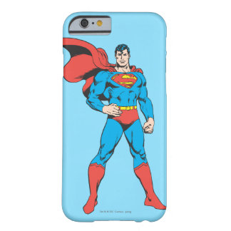 Superman Posing 2 Barely There iPhone 6 Case