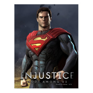 Superman Post Cards