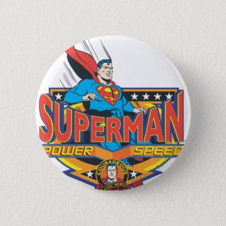 Superman - Power, Speed Button