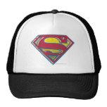 Superman Printed Logo Trucker Hat