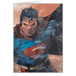 Superman - Red Greeting Card