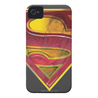 Superman Reflection S-Shield Case-Mate iPhone 4 Cases