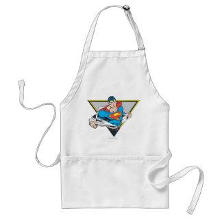 Superman Revealed Adult Apron