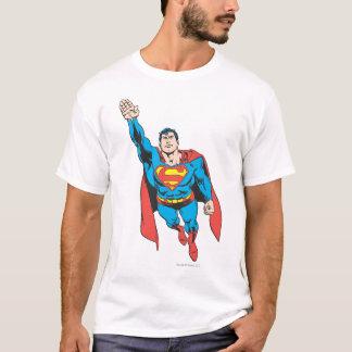 Superman Right Arm Raised T-Shirt