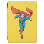 Superman Runs Forward 2 iPad Air Cover