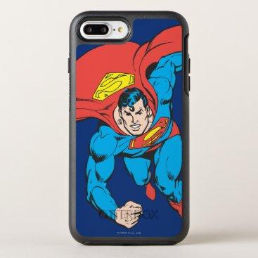 Superman Runs Forward OtterBox Symmetry iPhone 8 Plus/7 Plus Case
