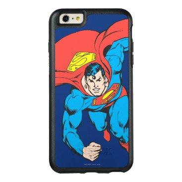 Superman Runs Forward OtterBox iPhone 6/6s Plus Case
