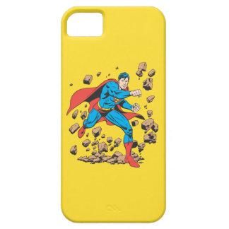 Superman Runs in Rubble iPhone SE/5/5s Case