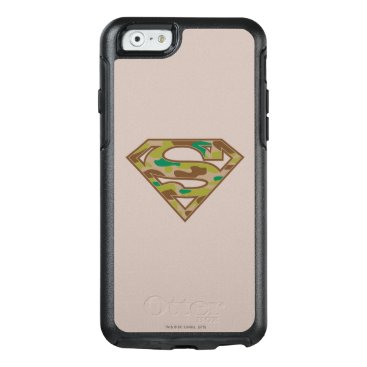 Superman S-Shield | Camouflage Logo OtterBox iPhone 6/6s Case