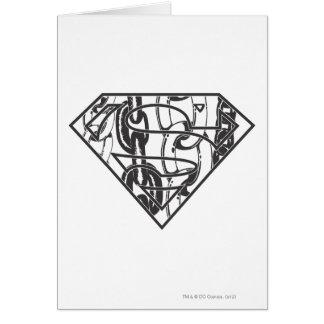 Superman S-Shield | Chainlink Logo Card